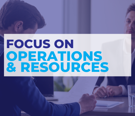Operations & Resources