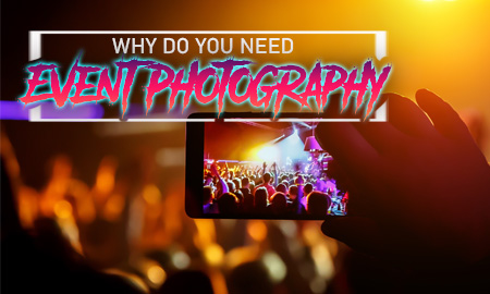 A memory not your own - why do you need event photography?