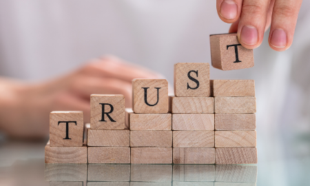 How to gain trust and why it matters